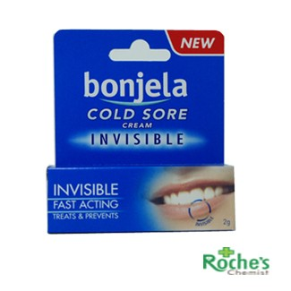 Bonjela Cold Sore Cream 2g
