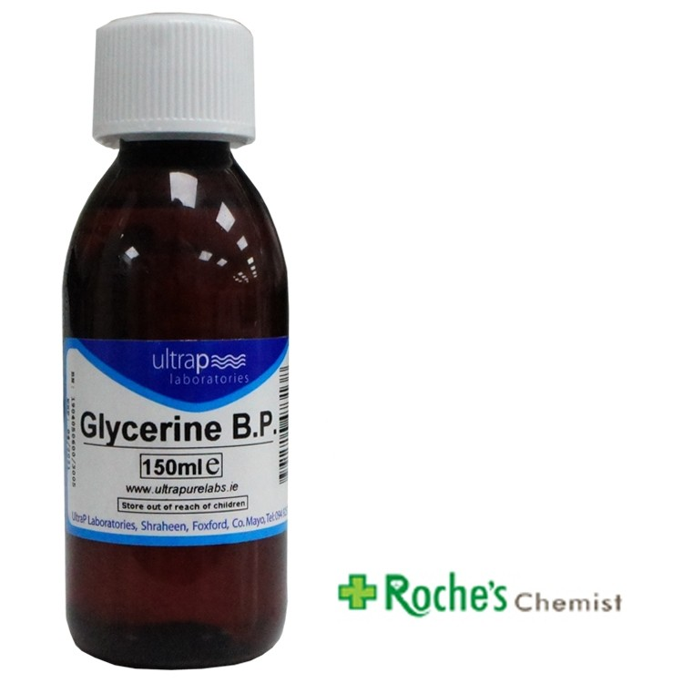 Ultrapure Glycerine 150ml