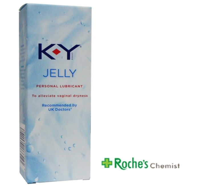 KY Jelly Intimate Lubricant 50ml