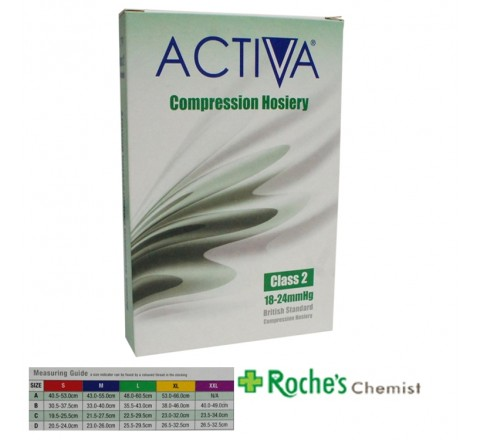 Activa Compression Hosiery Class2