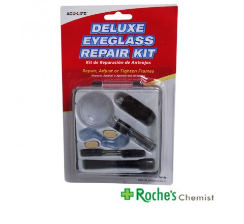 Acu-Life Deluxe Eyeglass Repair Kit