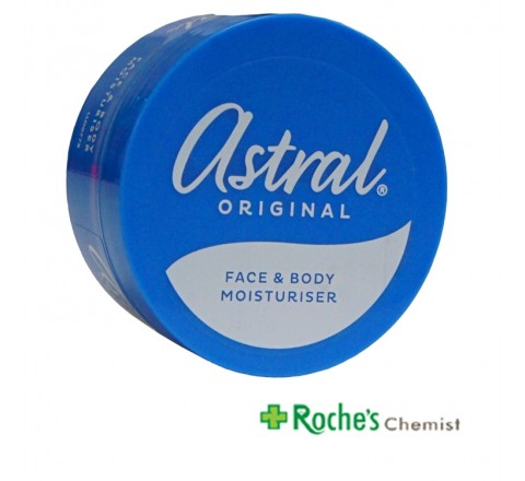 Astral Cream 50ml - Face and Body Moisturizer