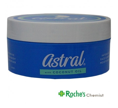 Astral Intensive Face and Body Moisturiser Cream