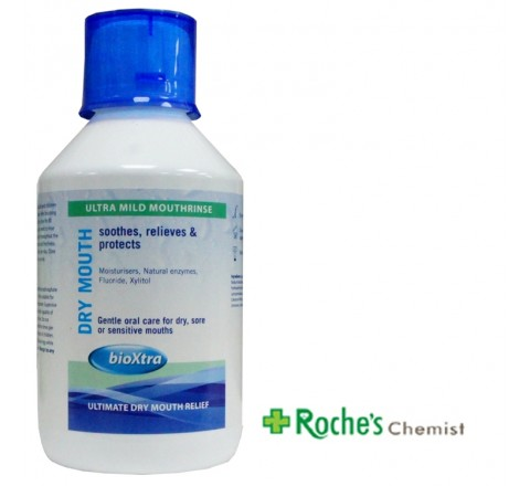 Bioxtra Dry Mouth Relief Mouthwash 250ml