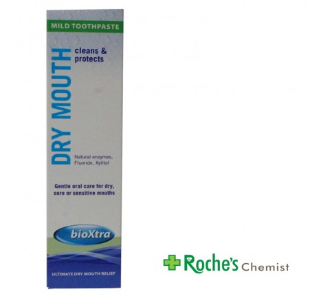 Bioxtra Dry Mouth Toothpaste 50 ml