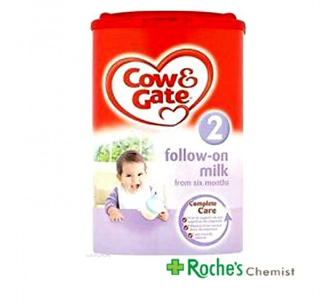 Cow & Gate Stage 2 Follow On Milk  900g