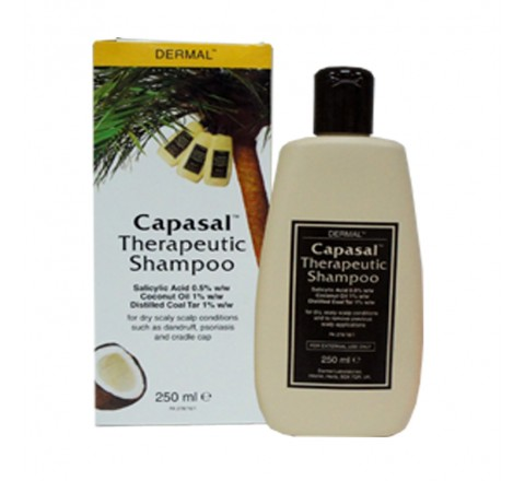 Capasal Coal Tar Shampoo 250ml