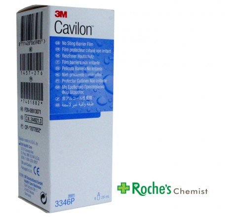 cavilon no Sting barrier film 28ml