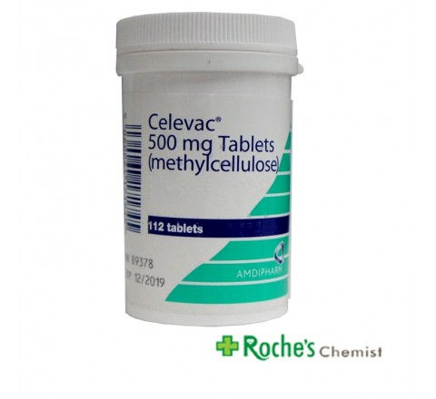 Celvac Tablets 500mg x 112