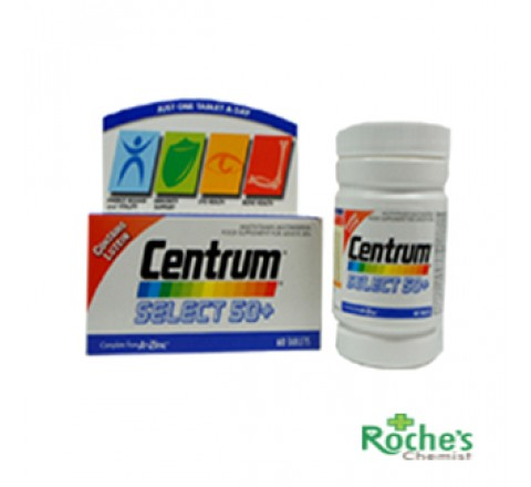 Centrum Advance 50+ x 60 tablets
