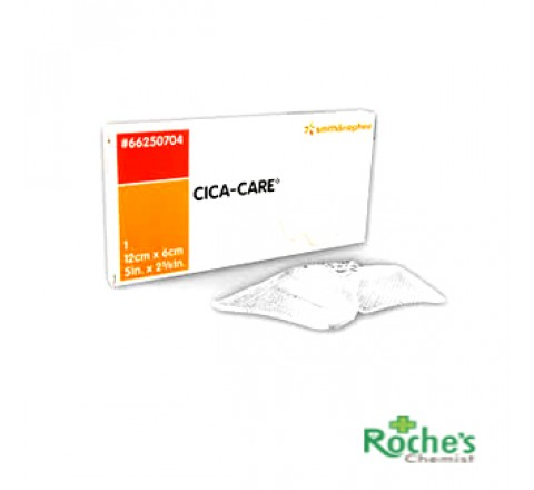 Cica-care scar reducing sheet 6cm x 12cm