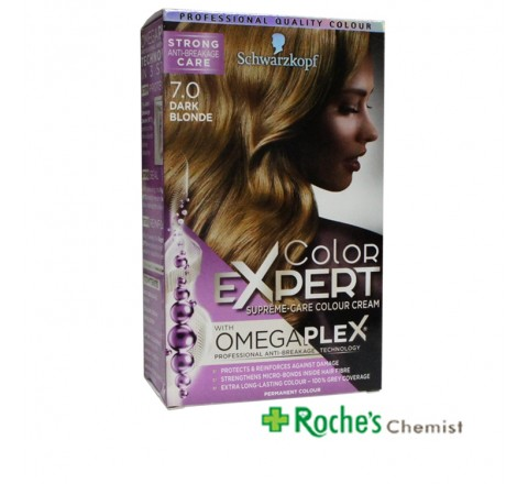 Color Expert Dark Blonde 7 Permanent