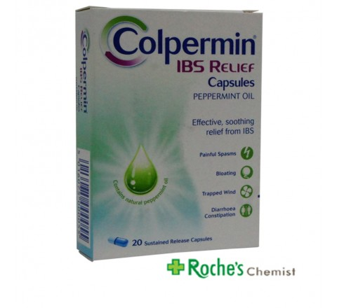Colpermin Capsules x 20 for IBS