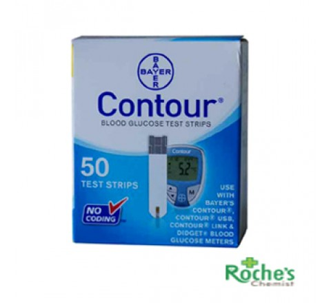 Contour Glucose testing strips