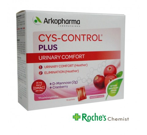 Cys-Control Plus 14 sachets
