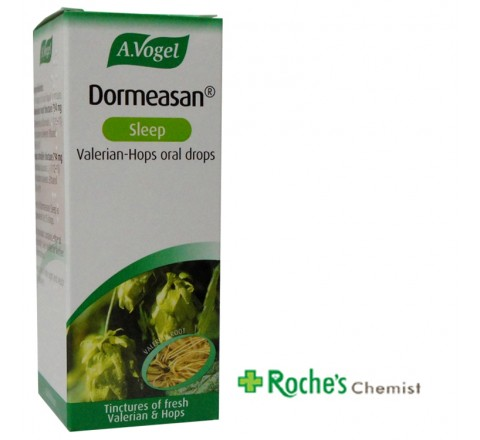 A Vogel Dormeasan Insomnia and Anxiety