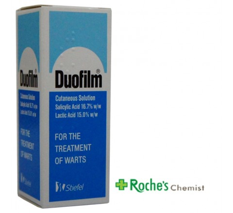Duofilm Wart Treatment 15ml