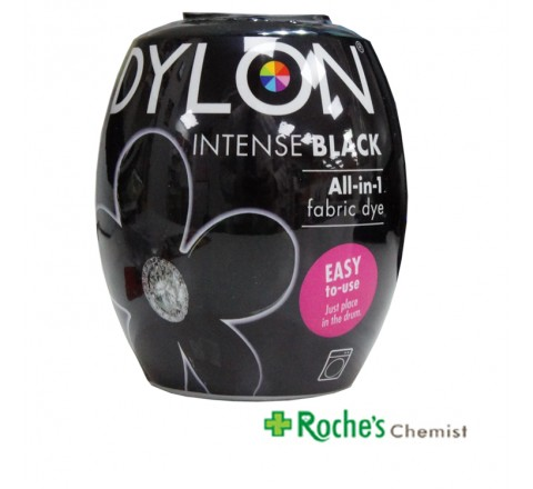 Dylon Intense Black Machine Dye 350g
