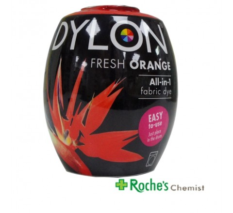 Dylon Machine Dye Fresh Orange 350g