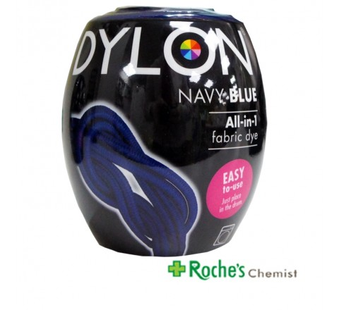 Dylon Machine Dye Navy Blue - All in 1 Fabric dye