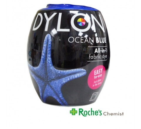 Dylon Machine Dye Ocean Blue 350g