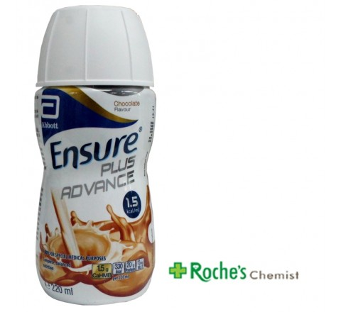 Ensure Plus Advance Chocolate 1.5kcal 220ml