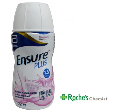 Ensure Plus Raspberry 200ml
