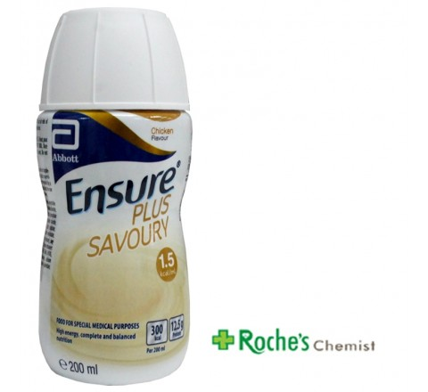 Ensure Plus Savory Chicken 200ml