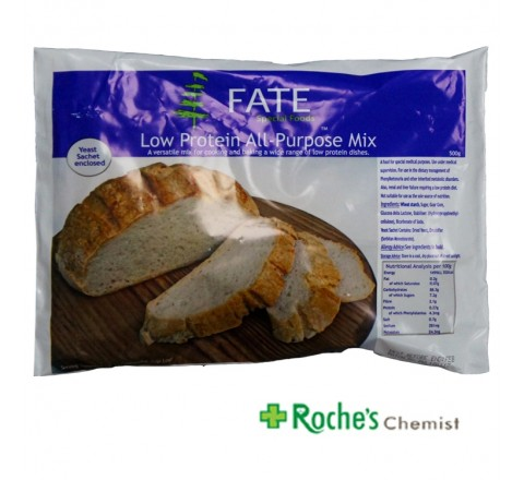 Fate Low Protein All Purpose Mix 500g
