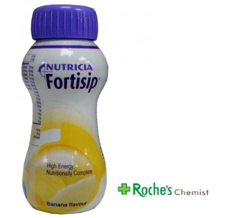 Fortisip Vanilla 200ml Complete Nutrition