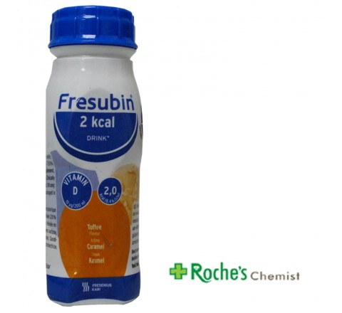Fresubin 2kcal 200ml Toffee Flavour