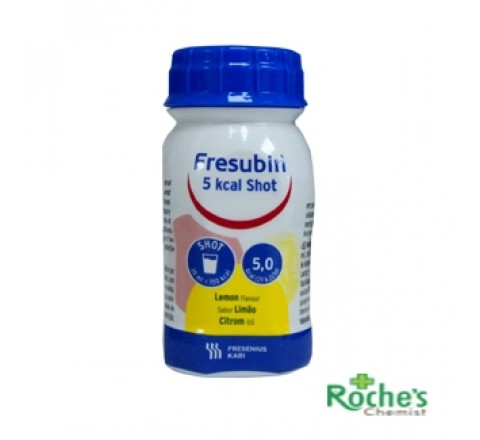 Fresubin 5kcal shot Lemon 120ml