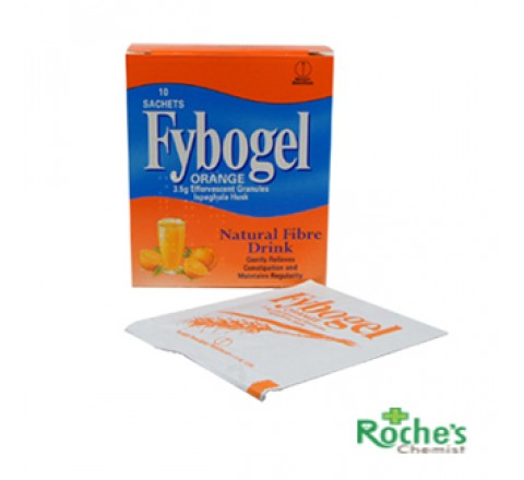 Fybogel Orange Sachets 3.5g x 10 sachets