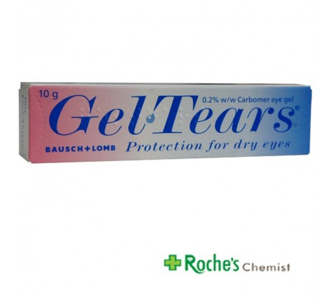 Gel Tears Gel for dry eyes 10g