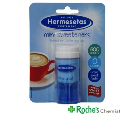 Hermestas Mini Sweeteners x 600 tablets