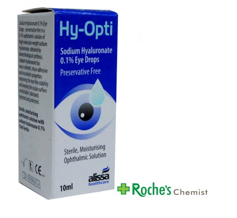 Hy-Opti Eye drops 10ml