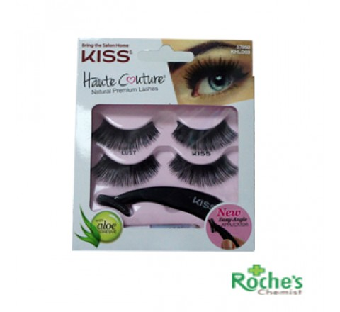 Kiss Lashes Kiss Lust