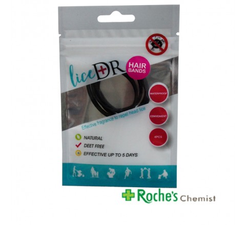 Lice Dr Hair Bands