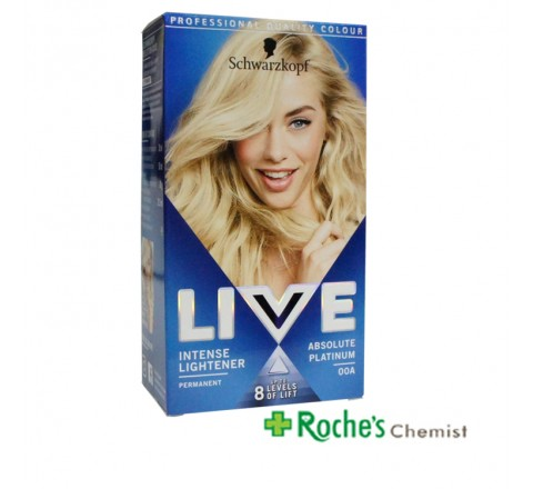 Live Absolute Platinium roches chemist bray wicklow