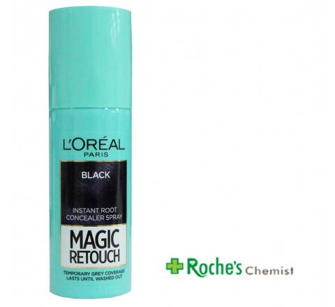 Loreal Magic Retouch Black 75ml