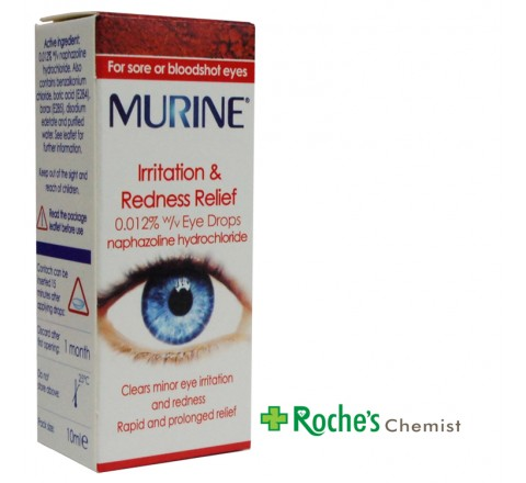 Murine Irritation and Redness Relief 10ml
