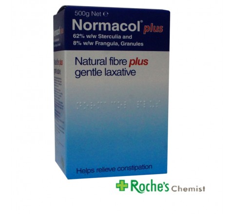 Normacol Plus 500g Stericula for Constipation
