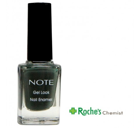 Note Nail Enamel 23 Jade Green 9ml