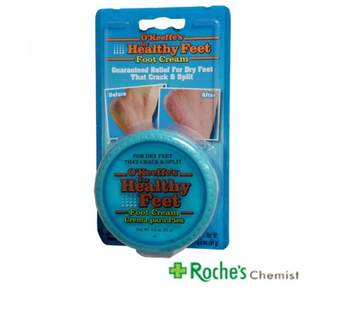 Okeefes Healthy Feet - Foot Cream 91g