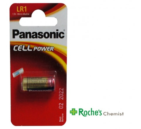 Panasonic LR1 Battery