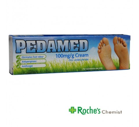 Pedamed Cream 30g for Feet