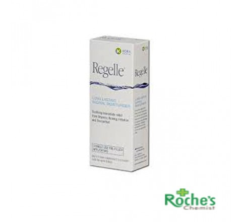 Regelle Vaginal Moisturizer - 3 applications