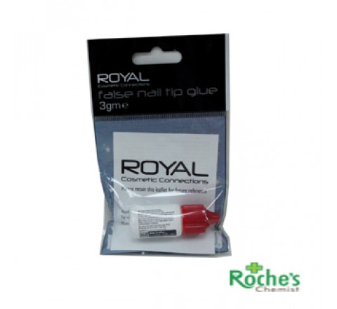 Royal false Nail Tip Glue 3g