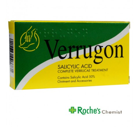 Verrugon  Verucca Treatment 6g