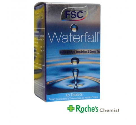 Waterfall Diuretic tablets x 30